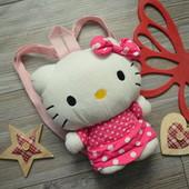 Рюкзак игрушка Китти Hello Kitty от H&M