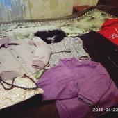 Огромный пакет женской одежды 48 размер