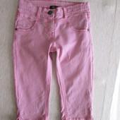 джинсовые шорты 134см