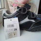 Кроссовки кожаные новые для мальчика р. 28, 29, 30