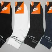 Носки мужские спортивные сетка за 4 пары 35-39 раз подросток