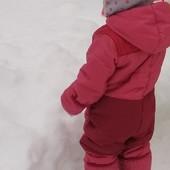 зимний термо-комбинезон на 2 годика, в идеале, можно двойне