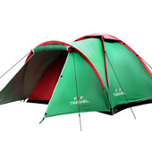 Палатка Туристическая Iglo 210x120cm 2 + 1!