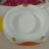 Тарелка Chicco 2 в 1 на присоске