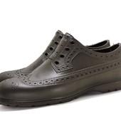 116652 Мужские туфли ЭВА, Коричневые.
