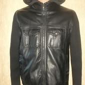Стильная Куртка с капюшоном на рост 158 см.