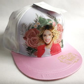 Детская летняя кепка панамка для девочка бренд C&A 13-16лет
