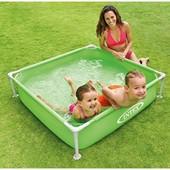 Детский каркасный бассейн. 122-122-30см