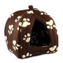 Мягкий домик pet hut для собак и кошек , подстилки. коврики фото №1