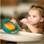 Тарелка GYRO bowl тарелка-неваляшка