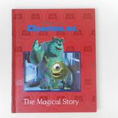 "книга на английском ""Monsters, inc"""