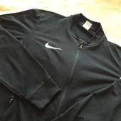Кофта фирменная на молнии Nike р.48-50 L