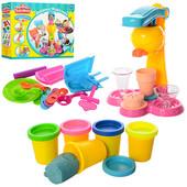 Игровой набор Фабрика мороженого, 5 цветов