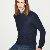 House ))) фірмовий чоловічий светр  100% котон