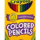 Карандаши Crayola 12 шт Крайола оригинал