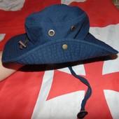 Стильная фирменная шляпа панама бренд  Beechfield (Бичфилд).л-хл .