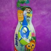 Jordan первая зубная щётка малыша. 0-2 года