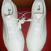41 Модные белые кеды  H&M