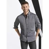 хлопковая рубашка Livergy/германия.xl.ворот 43/44