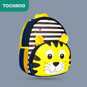 Рюкзак детский из неопрена для мальчика и для девочки. Тигренок