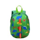 Детский рюкзак Динозавр, зеленый