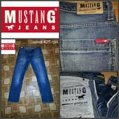 Джинсы от мирового бренда Mustang, пр-во Индия, состояние новых, сток.