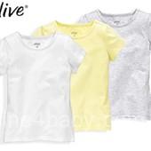 Детская футболка Alive на девочку 7-8 лет, рост 128