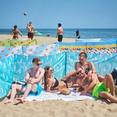 Пляжная Ширма 4 метра