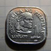 Монета. Филиппины. 1 сентимо 1981 года.