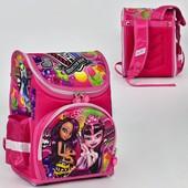 Рюкзак школьный N 00153 2 кармана, спинка ортопедическая, ножки пластиковые