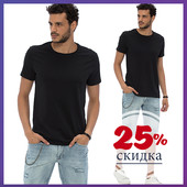Мужская футболка черная LC Waikiki / Лс Вайкики
