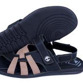 Мужские кожаные сандалии Timberland р 40-45