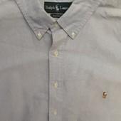 Мужская рубашка ralph lauren оригинал батал рр 2хв big