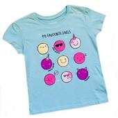 Primark футболка для девочки 98 рост