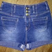 Шотры джинсовые Denim Co на 10-11лет.