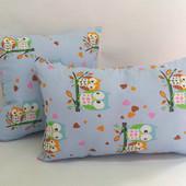 Подушка детская 40х60, 50x50