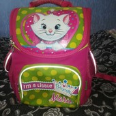 Рюкзак каркасный 1вересня  для младшей школы