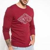 2-9 мужской Лонгслив DeFacto мужская кофта джемпер пуловер чоловічий одяг