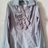 Новая красивая блузочка-рубашечка