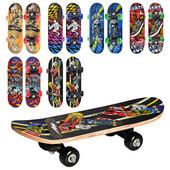Скейт для малышей 6 видов MS 0324-1