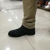 Шикарные мужские ботинки 44 р.