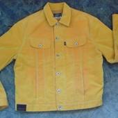 Микровельветовая куртка,Liderto размер L.