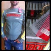 Стильный свитер Sovjet (S)