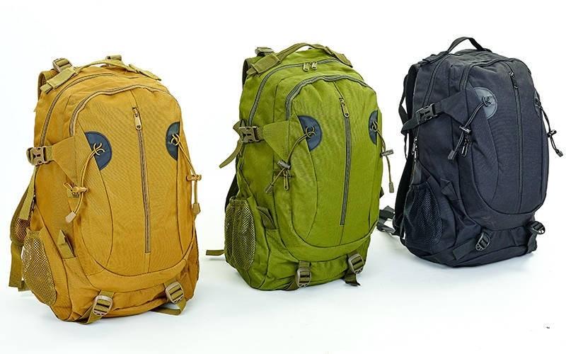 Рюкзак тактический штурмовой 9898: объем 30л, размер 49х35х17см (3 цвета) фото №1