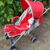Прогулочная коляска - трость летная легкая для мальчика и девочки