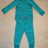 Пижамка, домашний костюм на 1-1.5 года Marks & Spencer