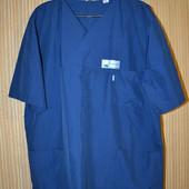 Xl/52/42 - XXL Одежда медицинская, для медработников, медперсонала, медиков. Рубашка, куртка 2 шт