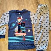 Пижама для мальчиков Турция размер на 1 годик