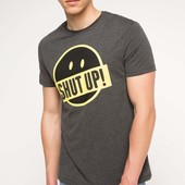 2-40 Мужская футболка DeFacto одежда Турция чоловіча футболка майка мужская одежда
