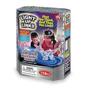 Хит 2019 года!!!!!! Светящийся Конструктор Light up links на 158 деталей